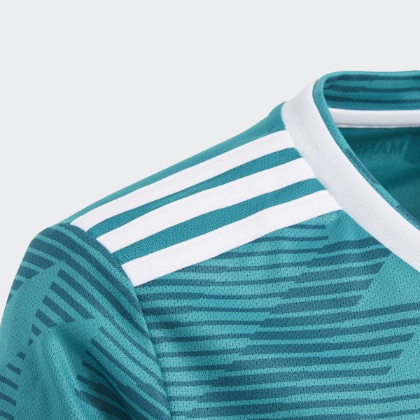 07bfe3e1 Germany Away Jersey Eqt Green / White / Real Teal BR3146