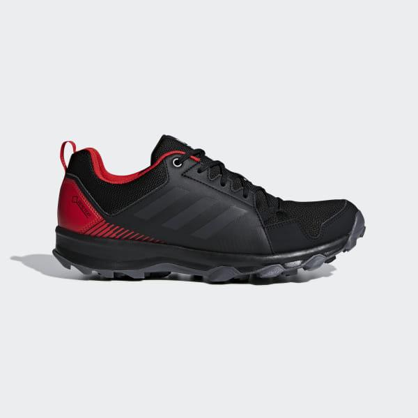 Details zu adidas Herren Terrex Tracerocker GORE TEX Jogging Schuhe Laufschuhe Schwarz