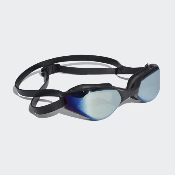 69dbca57f Plavecké okuliare Persistar Comfort Mirrored Black / Black / Black BR1117