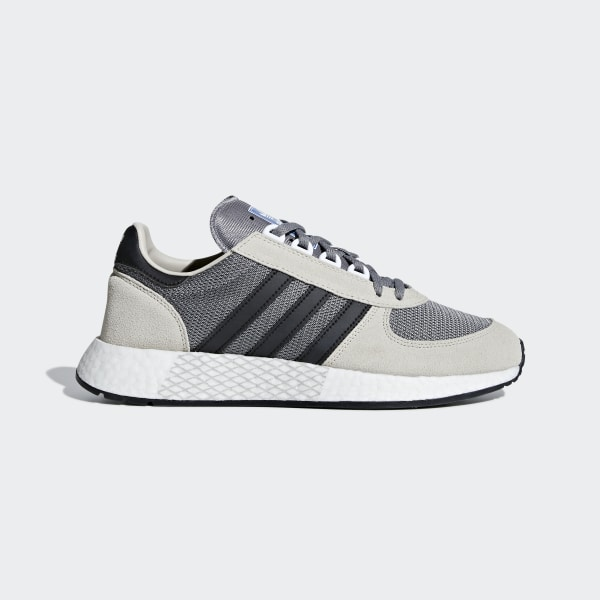 adidas Marathon Tech Schuhe braun blau