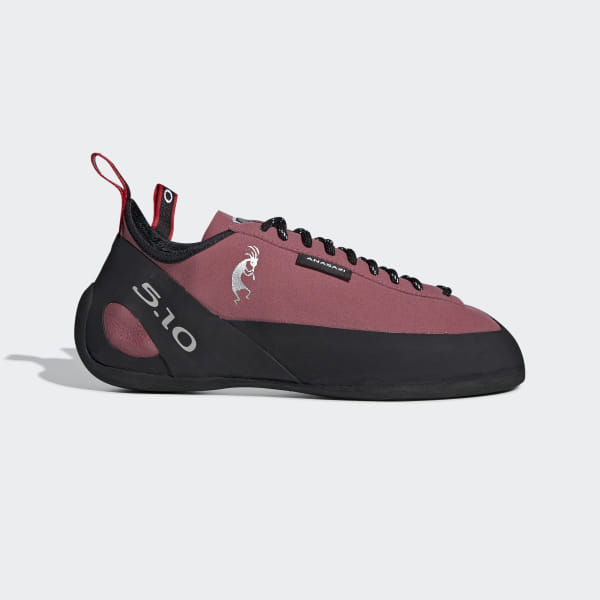 1479dad167d Five Ten Climbing Anasazi Lace sko Trace Maroon / Core Black / Core White  BC0889