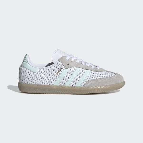 c4df4bfda93 adidas Samba OG Shoes - White | adidas US