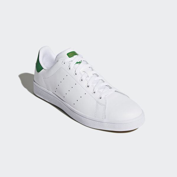 new concept 094f4 f5d8b adidas Stan Smith Vulc Shoes - White | adidas New Zealand