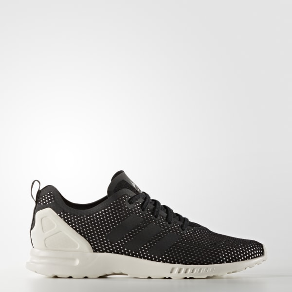 6039582e826 adidas Women s ZX Flux ADV Smooth Shoes - Black