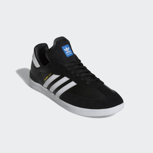 new arrival 01b9c ef4e4 Samba ADV Shoes Core Black   Cloud White   Bluebird BY3928