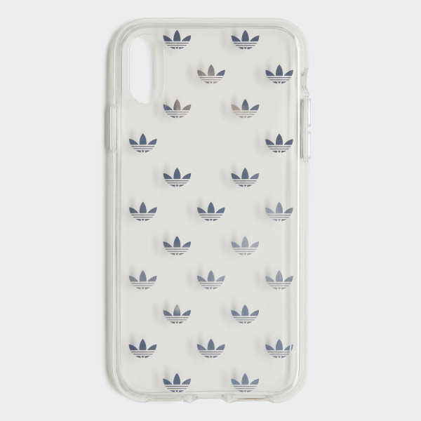 lowest price 6fb75 b62d1 adidas Clear Case iPhone XR 6.1-inch - Silver | adidas US