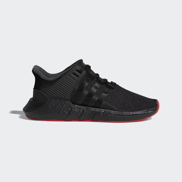 908ce5ee286 adidas EQT Support 93/17 Shoes - Black | adidas UK