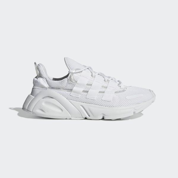 Factory Outlet Adidas Originals LXCON + Schwarz Weiß