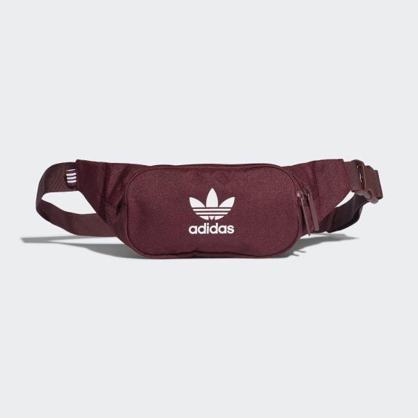 51513af3b adidas Essential Crossbody Bag - Red | adidas UK