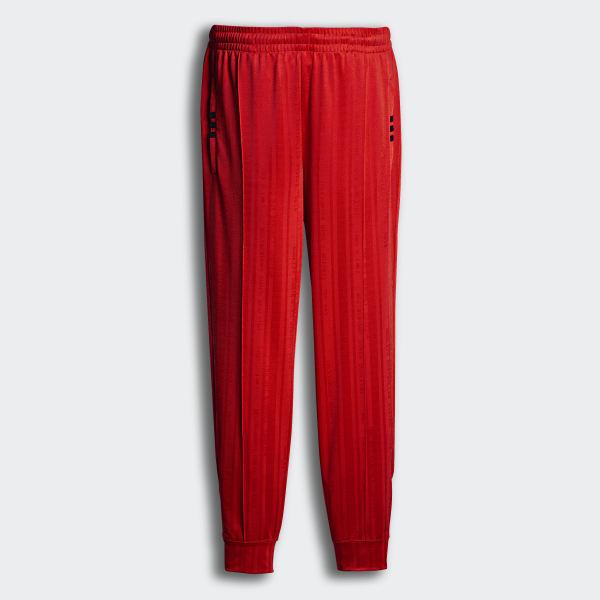 897e3ae40f8 adidas Originals by Alexander Wang Track Pants Core Red Black DP1055