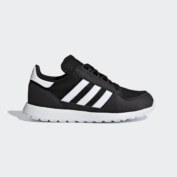 2ff023bde3 Forest Grove Shoes Core Black / Ftwr White / Core Black B37747