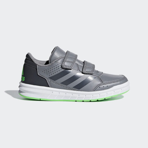 774b871fb91 AltaSport Shoes Grey Three / Grey Five / Shock Lime B42111