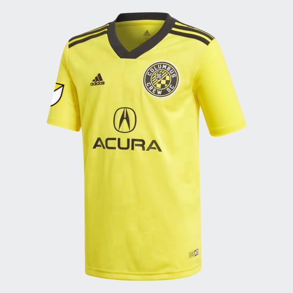 ef8201f49f3 adidas Columbus Crew SC Home Jersey - Yellow | adidas US