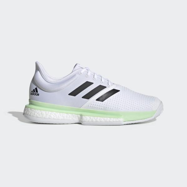 Zapatillas de tenis de hombre SoleCourt Boost adidas