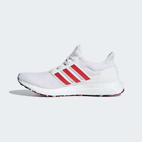 new product 47332 f1696 adidas Ultraboost Shoes - White | adidas UK