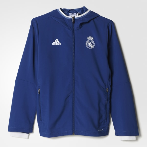 fff1b35c Парадная куртка Реал Мадрид raw purple s16 / crystal white s16 AZ9235