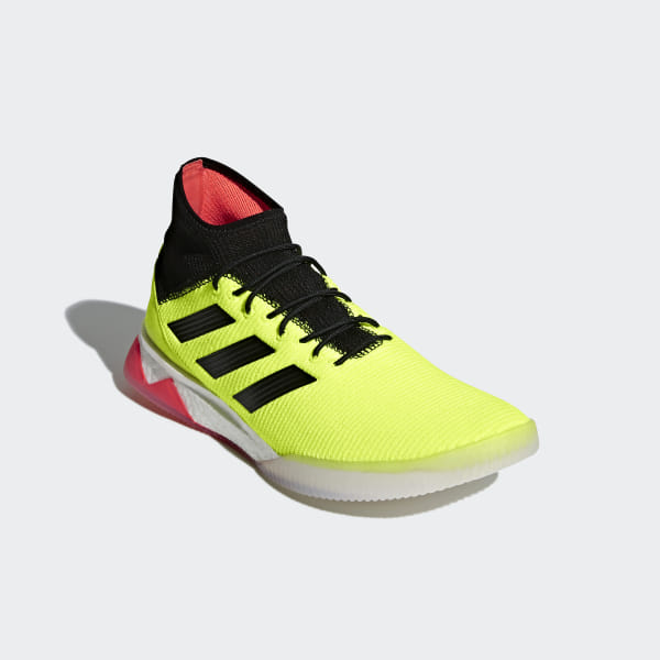 99596abc9fb9c Predator Tango 18.1 Trainers Solar Yellow / Core Black / Solar Red DB2061