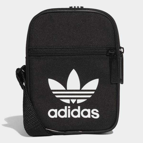 adidas Trefoil Festival Bag Black   adidas Australia