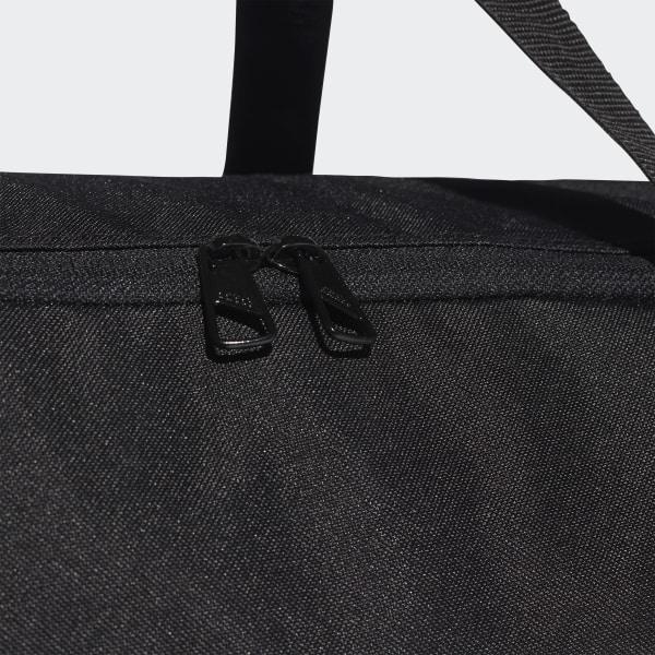 detailed look a2b22 7b5c4 Linear Performance Duffel Bag Medium Black   White   White S99959