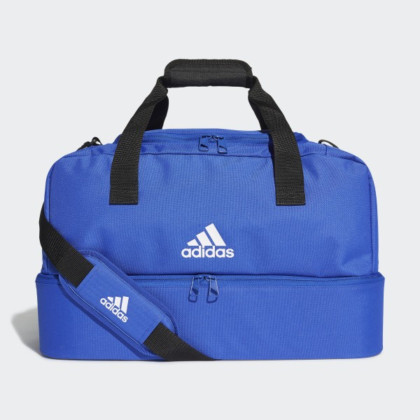 cb27d7780 adidas Tiro Duffel Small - Blue   adidas UK