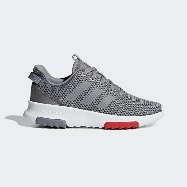 Adidas Racer Shoes Cloudfoam Tr GreyUs KJc13lTF