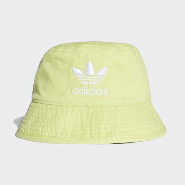 eafda55e5 adidas Adicolor Bucket Hat - Green | adidas UK