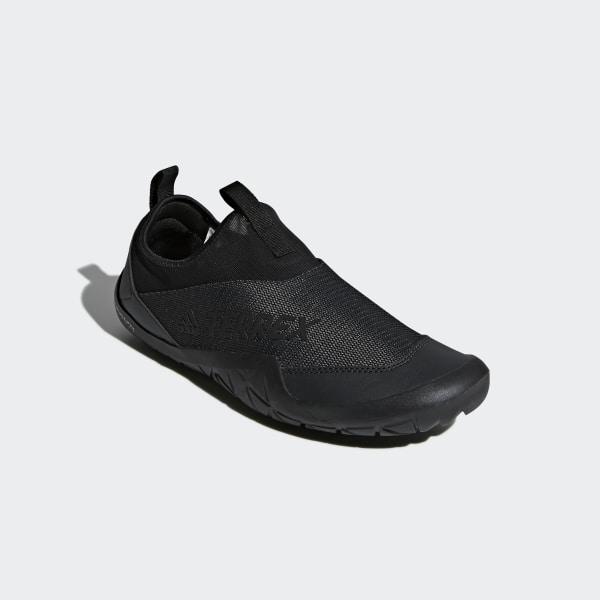 adidas Outdoor Men's Terrex Summer.RDY Jawpaw II Water Shoe, BlackCarbon, 10 M US