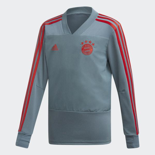 5d3257768a3 adidas FC Bayern Training Jersey - Green | adidas Finland