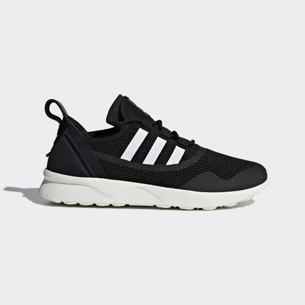huge discount 5470a a167d adidas Women's ZX Flux ADV Virtue Shoes - Black | adidas Canada