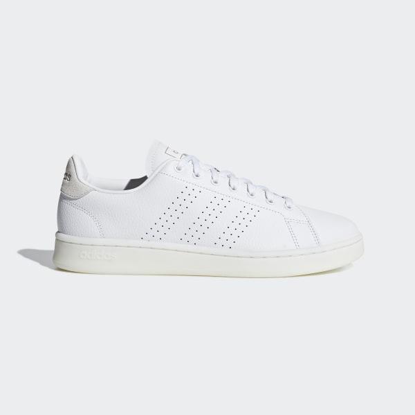 pretty nice 45539 4e38e Advantage Shoes Ftwr White   Ftwr White   Raw White F36469