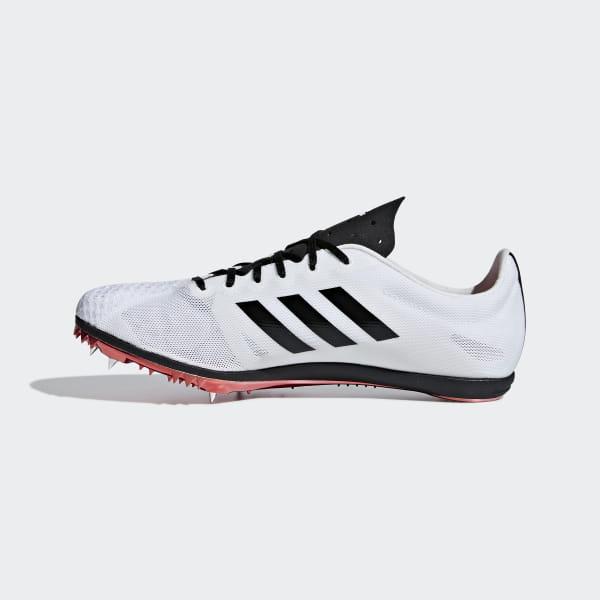quality design 4eab4 7def2 Chaussure d athlétisme Adizero Ambition 4 Cloud White   Core Black   Shock  Red B37484