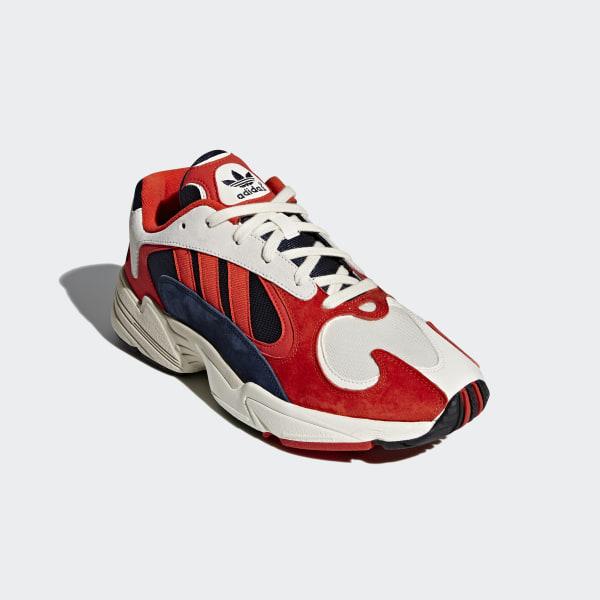 7bc0498c Yung-1 Shoes Chalk White / Core Black / Collegiate Navy B37615