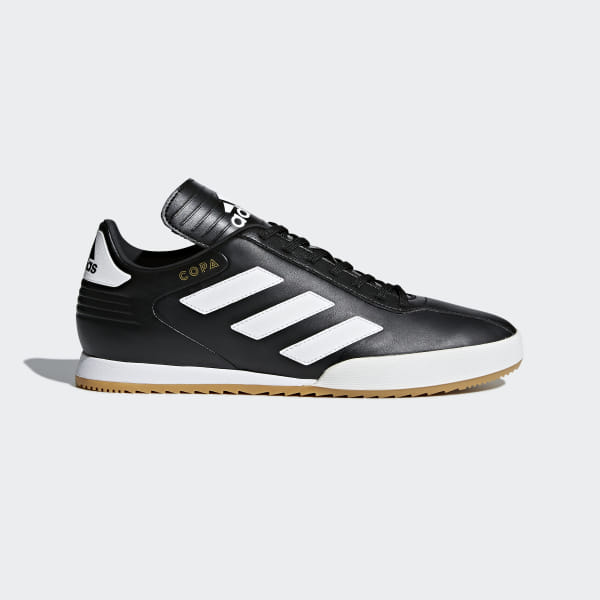 adidas Originals Men's Copa Super Soccer Shoe, BlackWhite