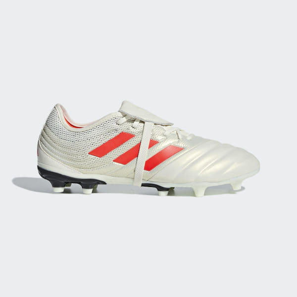 05f91f83b Copa Gloro 19.2 Firm Ground Boots Off White   Solar Red   Core Black D98060