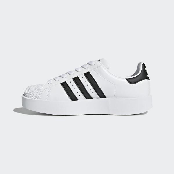 9860352411d9 Zapatillas Superstar Bold Platform - Blanco adidas | adidas Chile