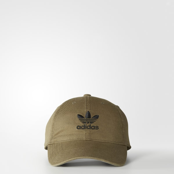 136e0aa51cd9e adidas Trefoil Chain Snap-Back Cap - Multicolor