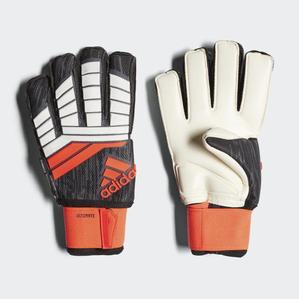 20a7cb4c891e4 Predator 18 Ultimate Gloves Solar Red / Black / White CF1334