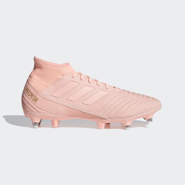 scarpe adidas da calcio rosa