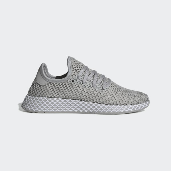sports shoes online retailer new photos adidas Deerupt Runner Schuh - Grau | adidas Switzerland