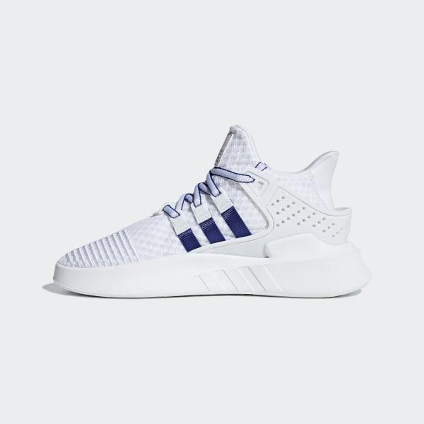 purchase cheap 36724 551df adidas EQT Bask ADV Shoes - White | adidas Belgium