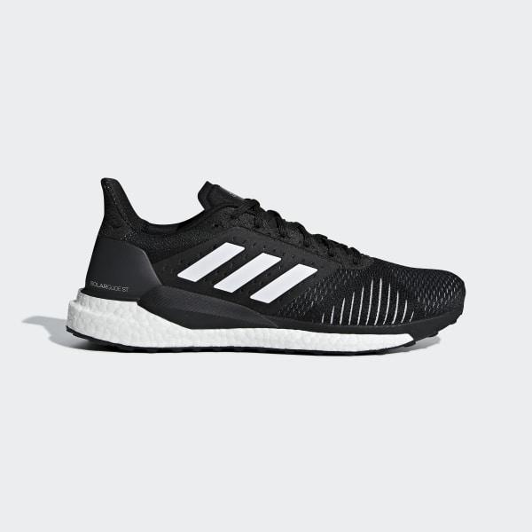 promo code ceedc 53376 Solar Glide ST Shoes Black   Ftwr White   Grey Three CQ3178