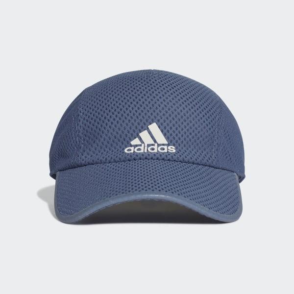quality design fd0ba ab93e adidas Climacool Running Cap - Blue | adidas New Zealand