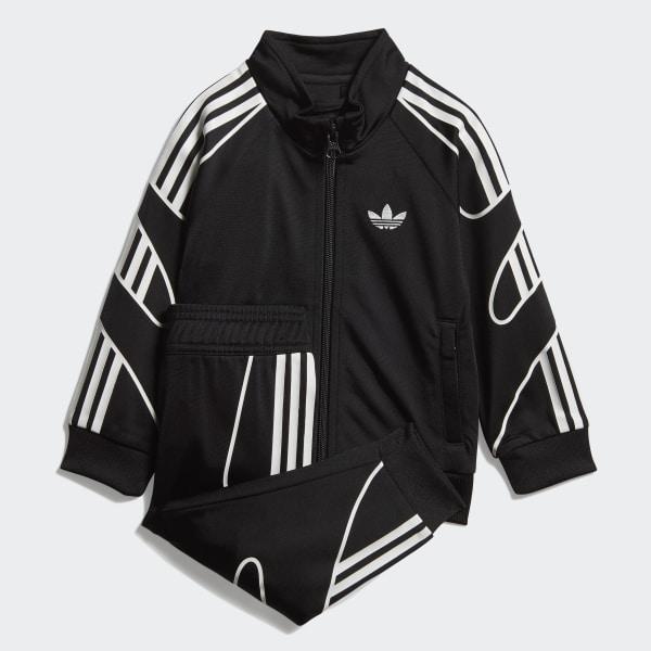 a6ba4fcccc adidas Flamestrike Track Suit - Black | adidas Australia