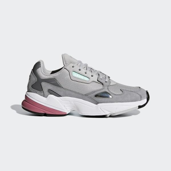 pas mal 3c0b8 9344c Chaussure Falcon - Gris adidas | adidas France