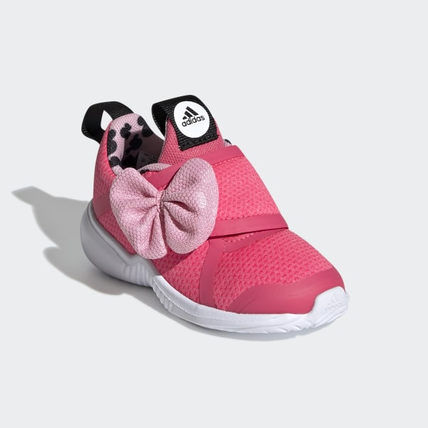 69a8940989164 adidas FortaRun X Minnie Mouse Shoes - Pink | adidas US