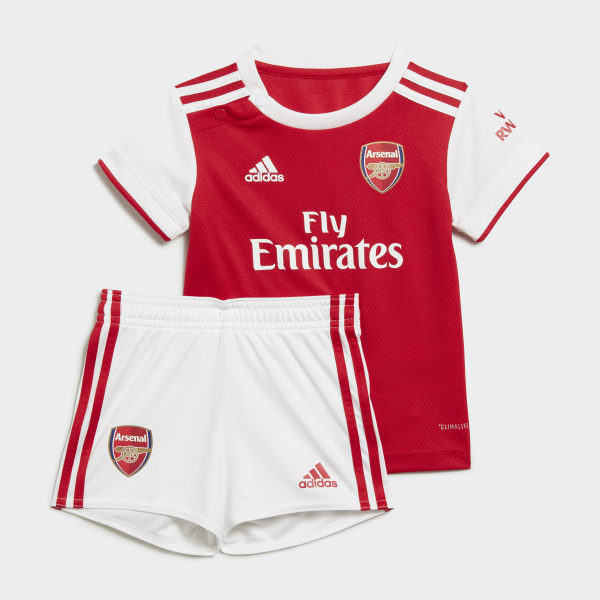 188d572ad adidas Arsenal Home Baby Kit - Red | adidas US