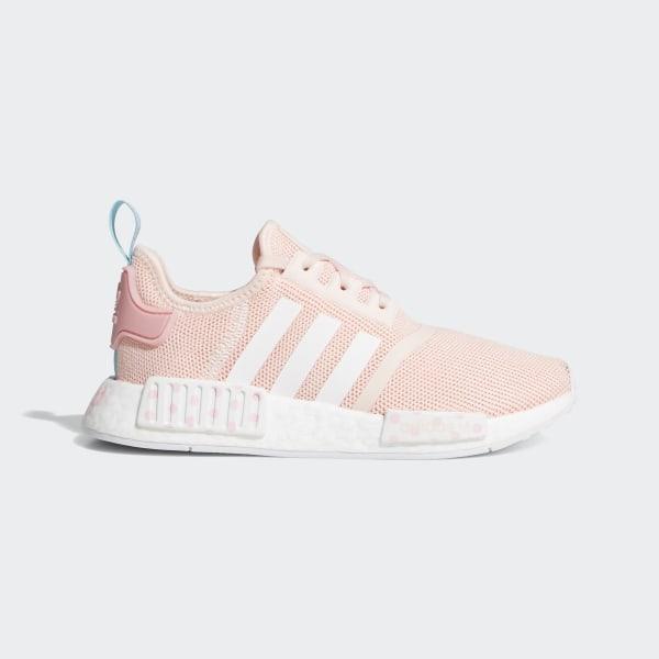 adidas NMD_R1 Schoenen roze | adidas Officiële Shop