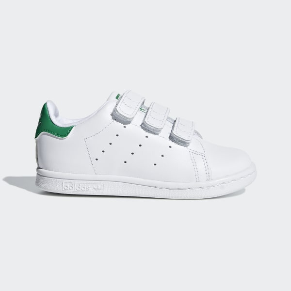 3af0af529 Zapatillas Stan Smith FTWR WHITE/FTWR WHITE/GREEN BZ0520