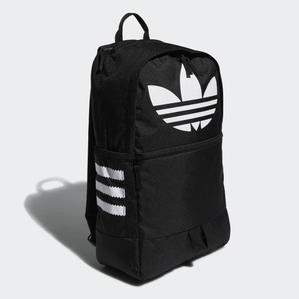 adidas Trefoil Backpack - Black | adidas US