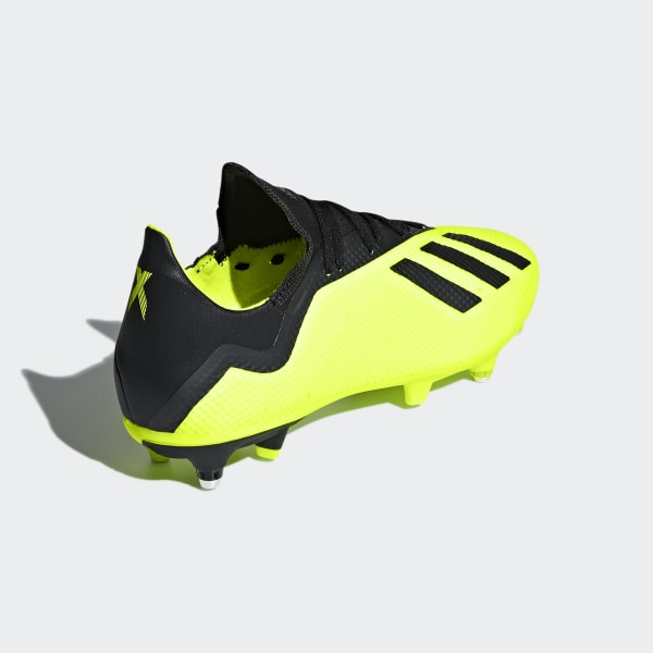 Adidas Herren Fussballschuhe X 18 3 Sg Sport